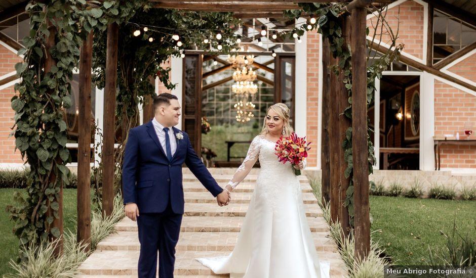 O casamento de Karin e Paulo em Curitiba, Paraná