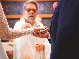 O casamento de Michele e Dênis 1