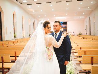 O casamento de Michele e Dênis