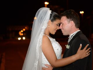 O casamento de Sybelly  e Paulo