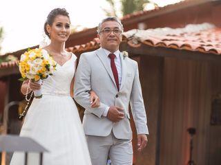 O casamento de Larissa e Augusto 2
