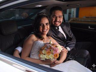 O casamento de Paola e Philipe