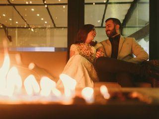 O casamento de Bruna e Nahun 3