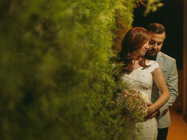 O casamento de Bruna e Nahun