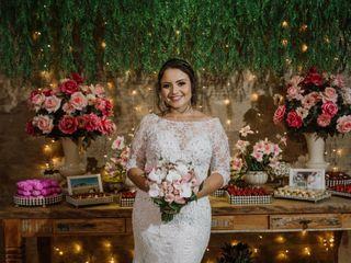 O casamento de Aline  e Everson 3