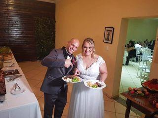 O casamento de Jessica e Ewandro
