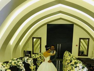 O casamento de Gilberto  e Agatha  2