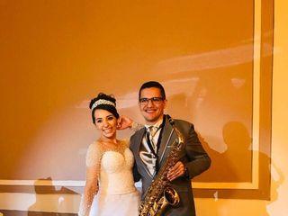 O casamento de Gilberto  e Agatha  3