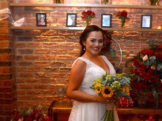 O casamento de Fernanda Larsen e Peter Larsen 1