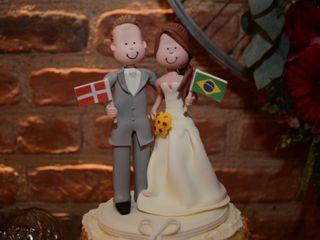 O casamento de Fernanda Larsen e Peter Larsen 2