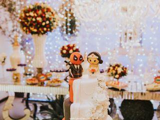 O casamento de Bianca  e Itiano 1