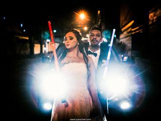 O casamento de Bianca  e Itiano