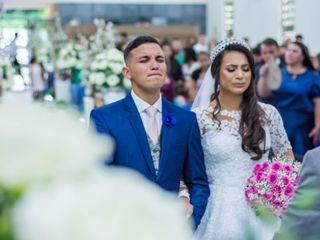 O casamento de Desiree e Daniel Lucas 1