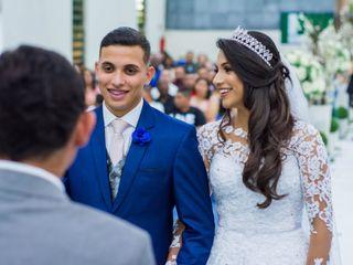 O casamento de Desiree e Daniel Lucas