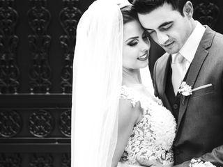 O casamento de Mônica e Cristiano
