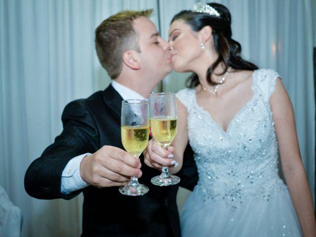 O casamento de Cristiane e Danilo