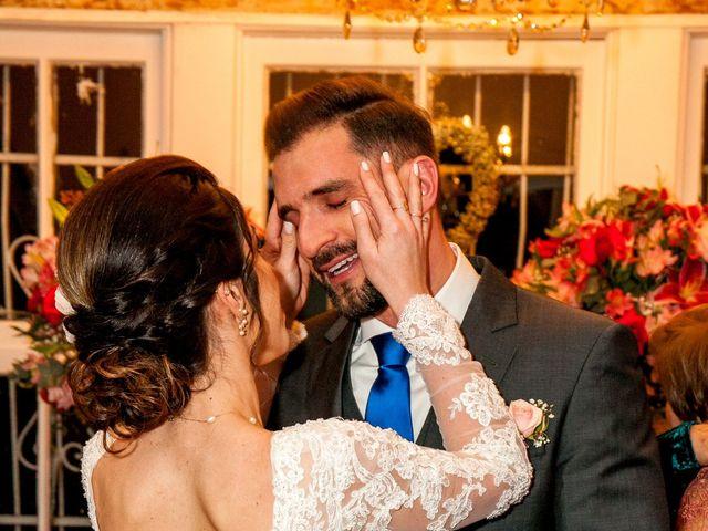 O casamento de Fernando e Aline em Porto Alegre, Rio Grande do Sul 1