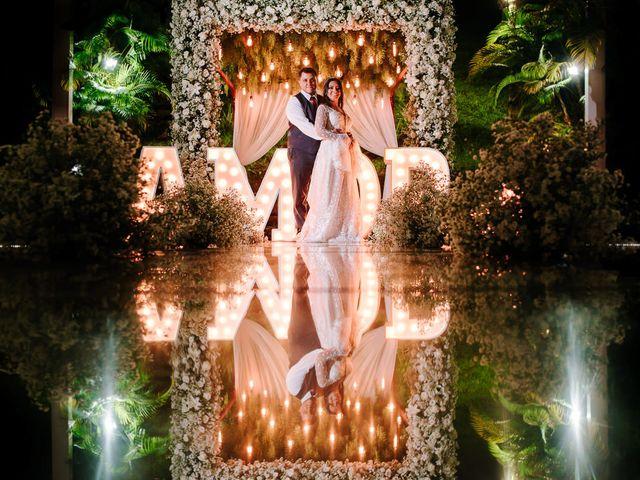 O casamento de Tati e Pablo