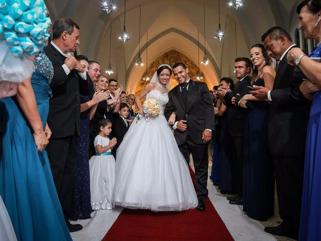 O casamento de Karine e Felipe