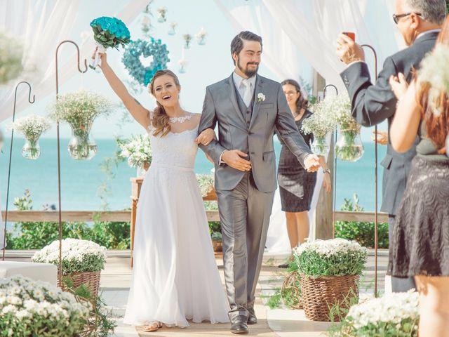 O casamento de Priscila e Raon