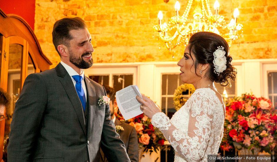 O casamento de Fernando e Aline em Porto Alegre, Rio Grande do Sul