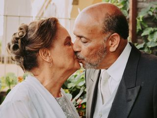 O casamento de Maria Helena e Claudio