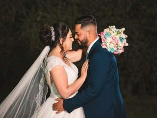 O casamento de Karen e Junio