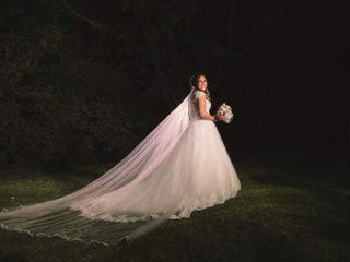 O casamento de Karen e Junio 2