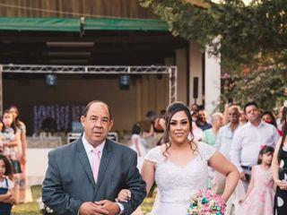 O casamento de Karen e Junio 3