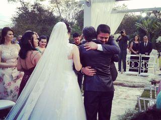 O casamento de Andressa e Brunno