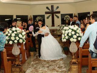 O casamento de Polyany e Thiago