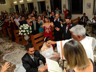 O casamento de Polyany e Thiago 2