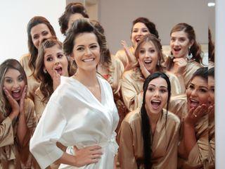 O casamento de Camila Doria e Claiton Selloti 1