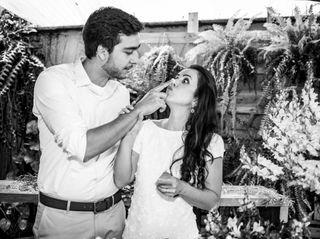O casamento de Isabela e Paulo