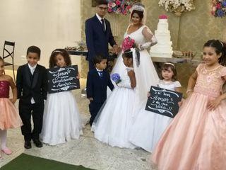 O casamento de Raiane e Wesley 1