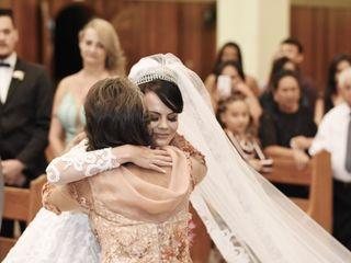 O casamento de Daniela e Waygton 2