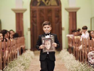O casamento de Daniela e Waygton 3
