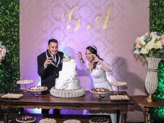 O casamento de Adriana Maria da Costa Teles  e Gilmar Teles
