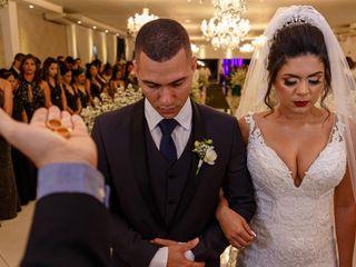 O casamento de Karina e Mário