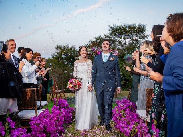 O casamento de Luiza e Luiz
