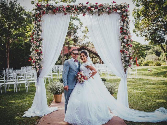 O casamento de Mirelle e Bruno
