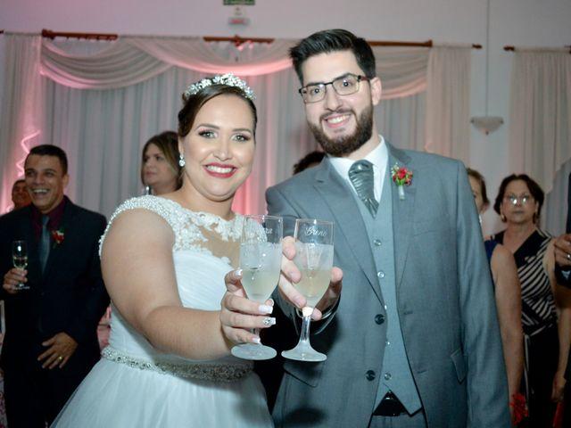 O casamento de Bárbara e Breno
