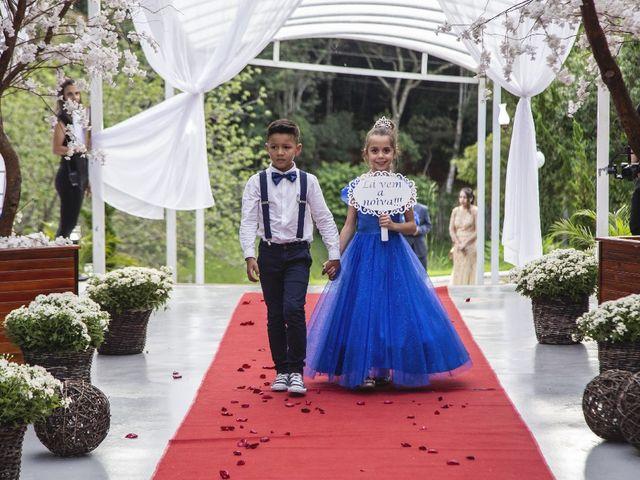 O casamento de Emanuel e Caroline em Mairiporã, São Paulo 4
