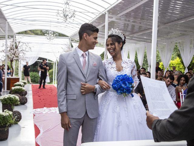 O casamento de Emanuel e Caroline em Mairiporã, São Paulo 9