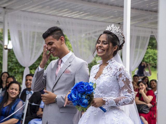 O casamento de Emanuel e Caroline em Mairiporã, São Paulo 10