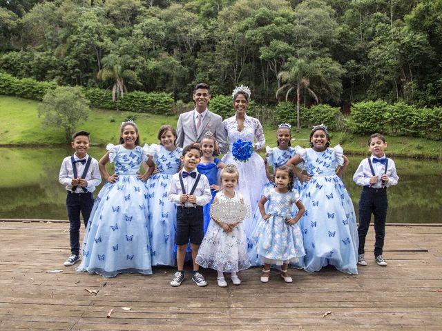O casamento de Emanuel e Caroline em Mairiporã, São Paulo 13