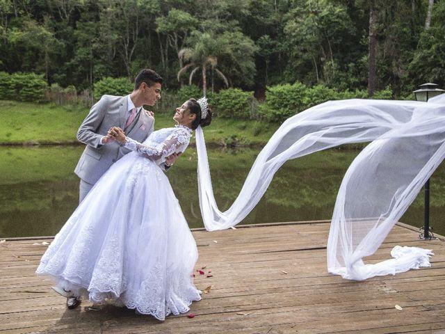 O casamento de Emanuel e Caroline em Mairiporã, São Paulo 14