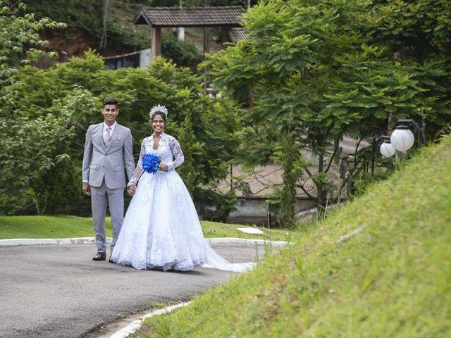 O casamento de Emanuel e Caroline em Mairiporã, São Paulo 16