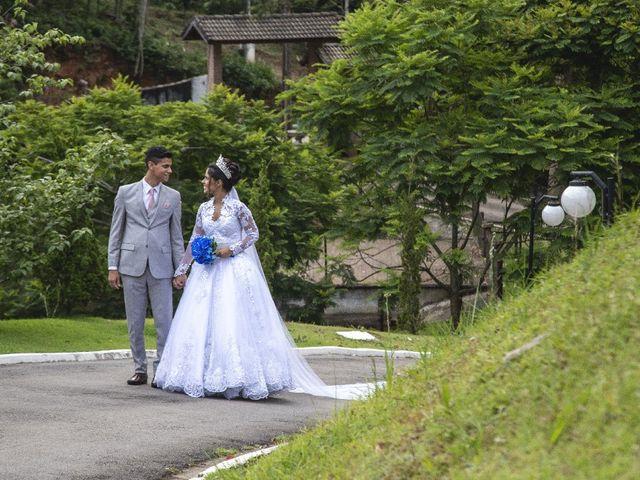 O casamento de Emanuel e Caroline em Mairiporã, São Paulo 17