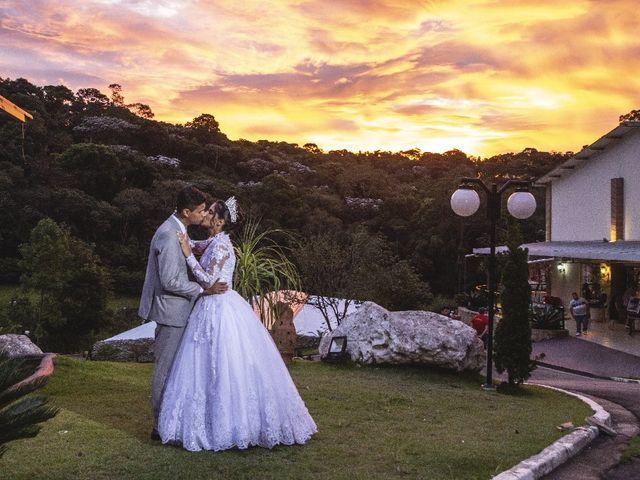 O casamento de Emanuel e Caroline em Mairiporã, São Paulo 18